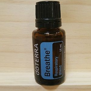Breathe respiratory essential oil blend by DoTerra
